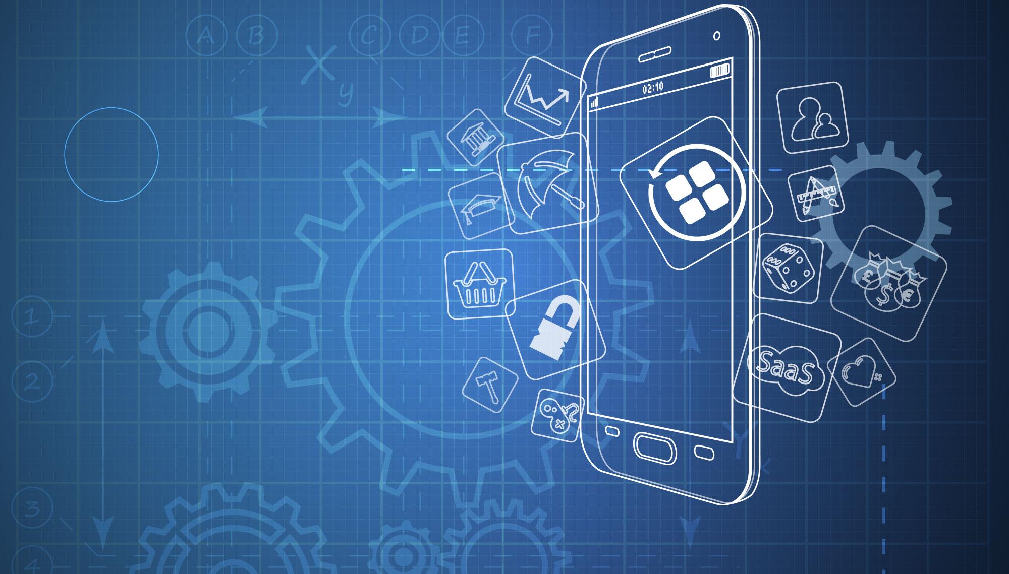creation application mobile